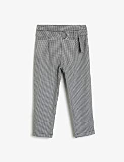 Kemer Detayli Pantolon