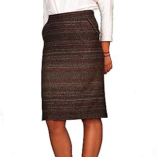 361066d7a9564b Amazon.fr : jupe laine de - Jupes / Femme : Vêtements