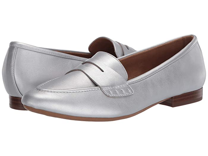 Aerosoles  Map Out (Silver) Womens  Shoes