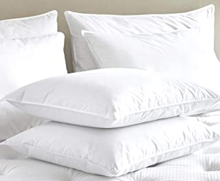Marriott Official Pillow - Hypoallergenic Lyocell Down Pillow with No-Shift Support - King (20