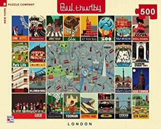 500 piece jigsaw puzzles uk