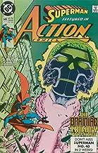 Action Comics #649 VF/NM ; DC comic book
