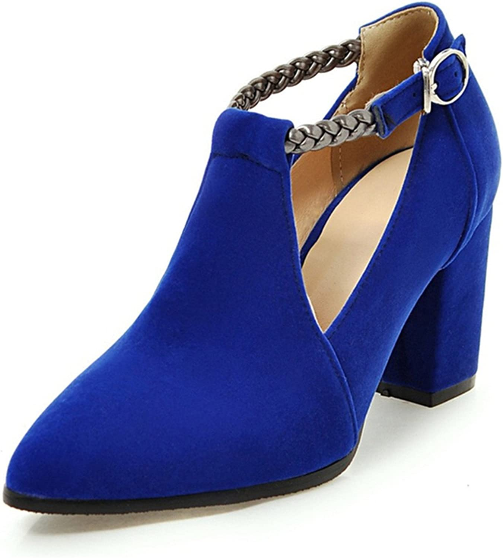 Willie Marlow Women Pumps Elegant Pointed Toe High Heels Wedding shoes Black Red bluee Plus Size 34-43