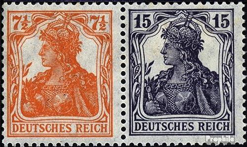 comprar nuevo barato Prophila Collection alemán Imperio W11ba W11ba W11ba 1917 Germania (Sellos para los coleccionistas)  precios al por mayor