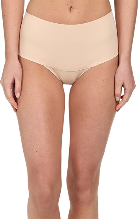 Details about  /Set of 2 Spanx Womens Undie Tectable Thong Nude Panties Size M