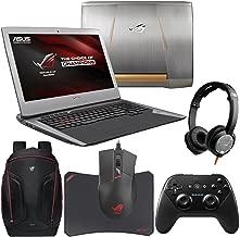 ASUS ROG G752VT-DH72 (i7-6700HQ, 64GB RAM, 1TB NVMe SSD + 1TB HDD, NVIDIA GTX 970M 3GB, 17.3