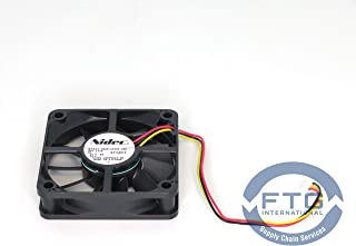 RK2-2728-000CN Fuser Fan (FM2) - Provides air to The fuser Area