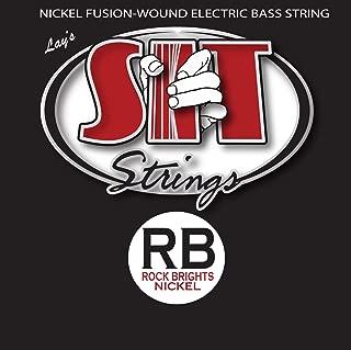 SIT Strings NRB545125L 5-STRING LIGHT ROCK BRIGHT NICKEL BASS