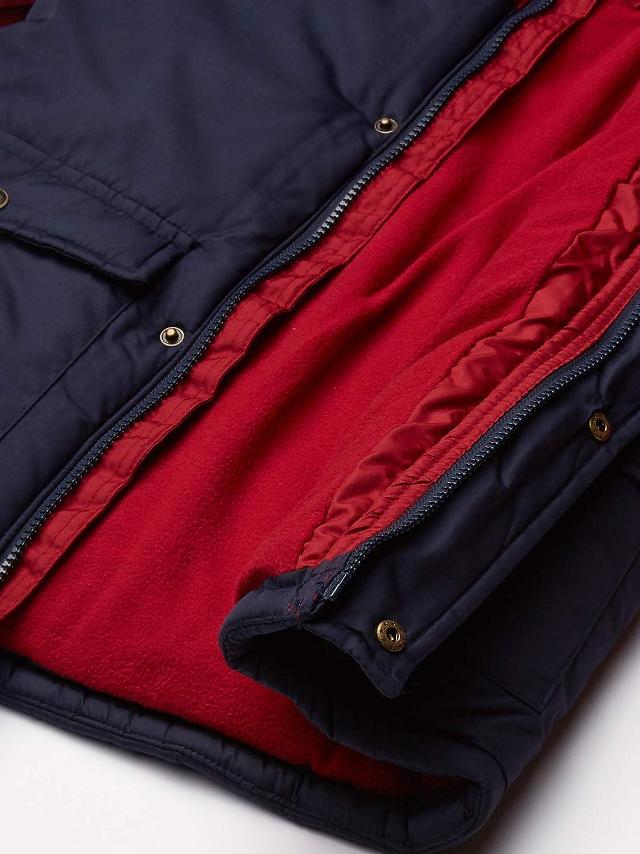 OshKosh BGosh boys Heavyweight Colorblock Puffer Coat