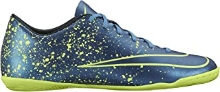 Nike Mens Mercurial Victory V IC Indoor Soccer Shoes 9 US, Squadron Blue
