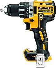 DEWALT 20V MAX XR Brushless Drill/Driver, Compact – Bare Tool (DCD791B)