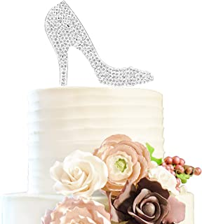 Best stiletto cake topper Reviews