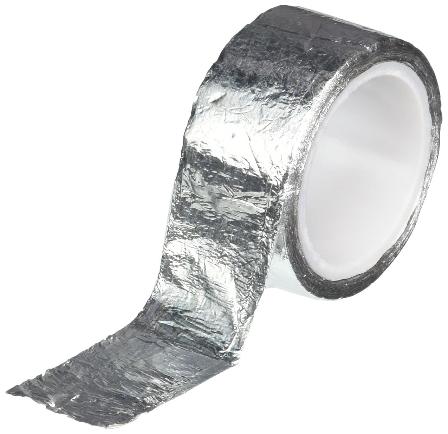 3M 1430 Shiny Silver Aluminum Foil Tape, 3