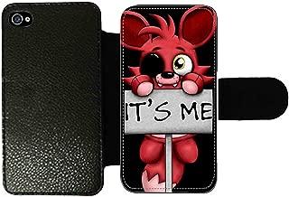 Fnaf Plush Foxy Wallet Case Samsung Galaxy S7
