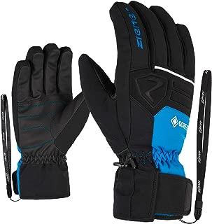 Ziener Waterproof Lowis GTX Kids Outdoor Ski Gloves