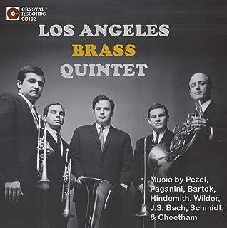 los angeles brass quintet