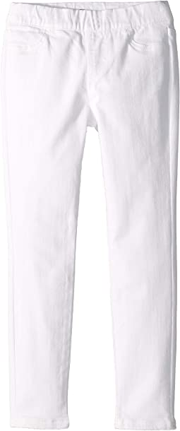White Denim Leggings (Toddler/Little Kids/Big Kids)