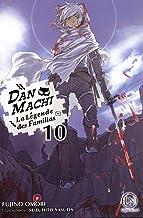 Danmachi - tome 10 (10)