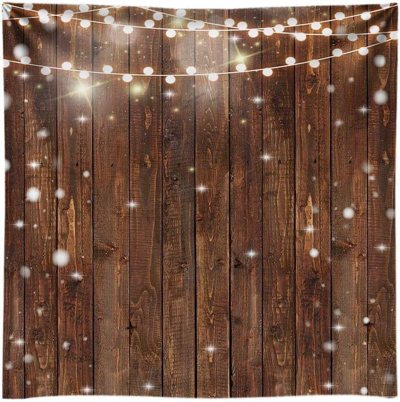 8x8FT Vinyl Wall Photography Backdrop,Nature,Sketchy Trees Hills and Sun Background for Baby Birthday Party Wedding Studio Props Photography