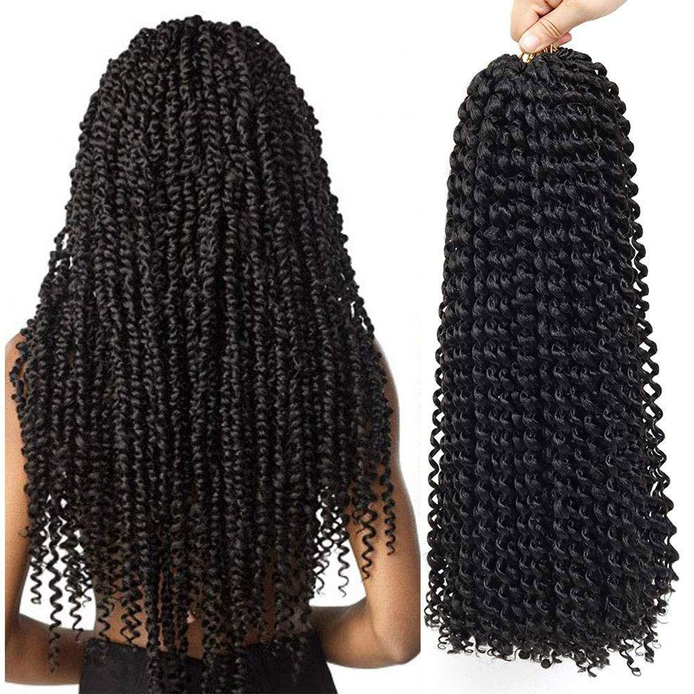 Passion Twist Crochet Sale special price Hair Curly Hairs Popular products Wave Braids Water