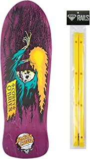 Santa Cruz Skateboards Deck Obrien Reaper 9.85
