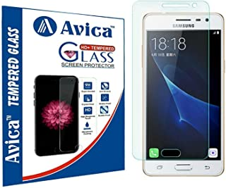 AVICA® 0.3mm HD Tempered Glass Screen Protector for Samsung Galaxy J3 Pro (2017)