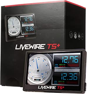 SCT Performance - 5015P - Livewire TS+ Performance Tuner and Monitor - Ford Preloaded and Custom Tuning