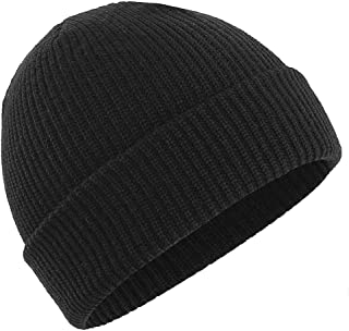3429f40bf6f Winrase Man s or Woman s Winter Warm Knitting Hats Unisex Beanie Cap Daily  ...