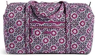 XL Duffel Travel Bag - Lilac Medallion