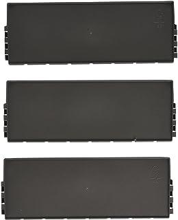 raaco 136846 ServiceCase - Separadores (3 Unidades), Color Gris