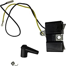 EngineRun 501516102 544018401 Ignition Coil Module Magneto for Husqvarna 61(Old) 66 266 Jonsered 630 670 Chainsaws 544 01 84-01 and 501 51 61-02