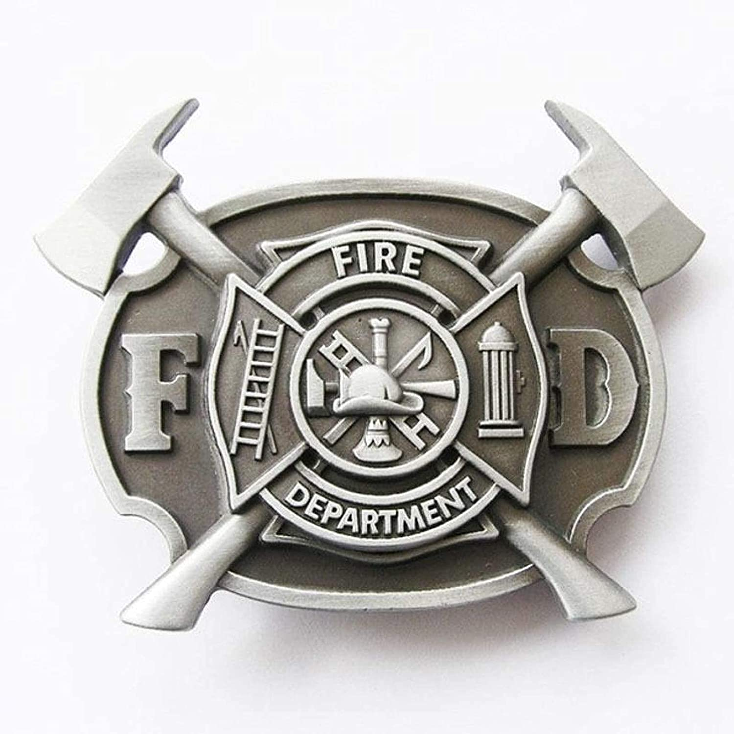 Fire Department Max 75% OFF Belt BUCKLE-OC011AS Max 86% OFF Womens Buckle