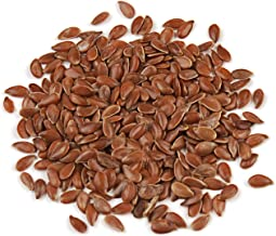 Brown Flaxseed, 10 Pound Box
