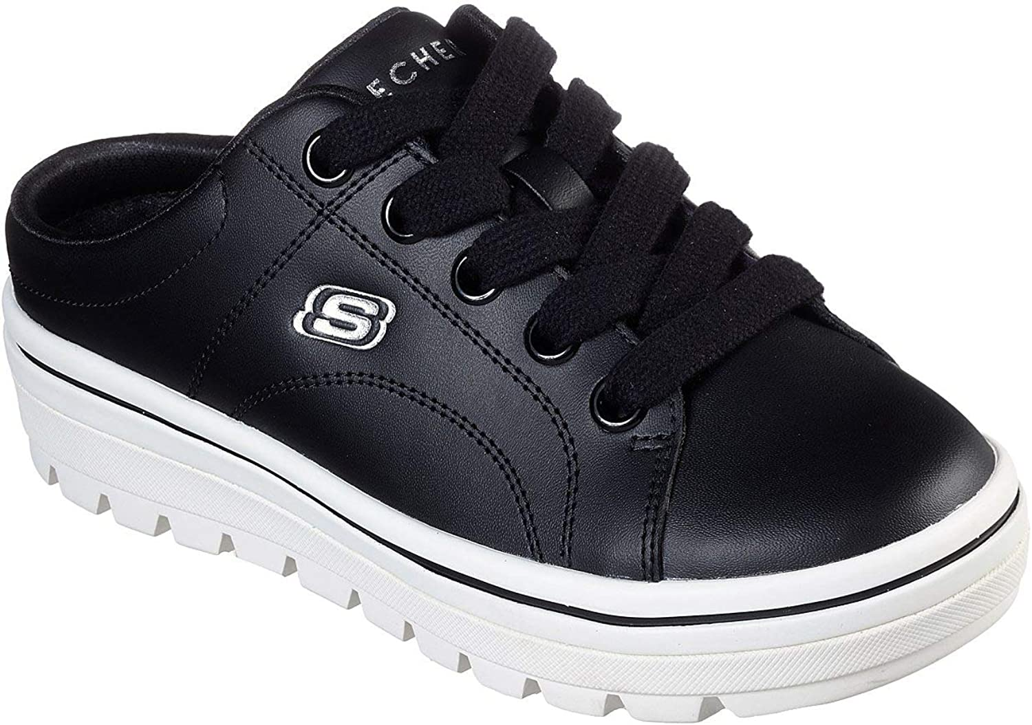 Skechers Street Cleat 2 Freshalicious Womens Sneaker Clogs