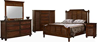 9c73019a8cc0d Amazon.com  7 Pieces - Bedroom Sets   Bedroom Furniture  Home   Kitchen