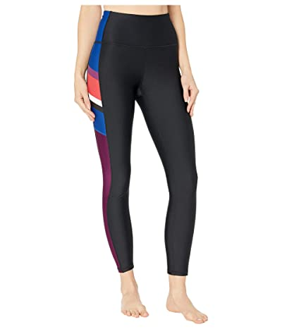 SKECHERS Vapor High-Waisted Leggings (Black Multi) Women