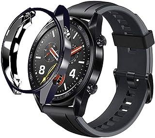 Schermbeschermer TPU Slanke Smart Horloge Beschermende Case Cover Voor Huawei Horloge GT Case Frame Anti-Scratch Shell Acc...