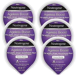 Neutrogena 奶油色面具