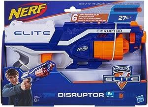 Nerf Elite Disruptor et Flechettes Nerf Elite Officielles