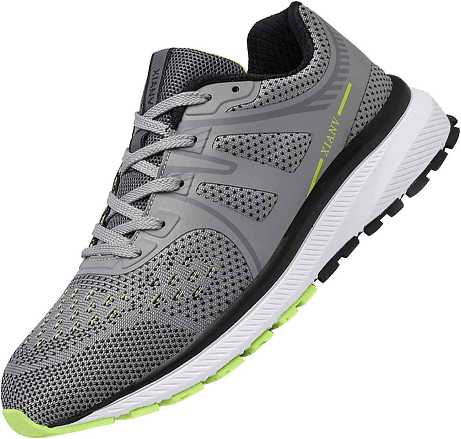 DUORO Walking Shoes for Men Sacramento Mall Breathable Max 43% OFF Running Shoe Lightweight