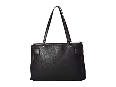 Fiorelli Brie Satchel (Black) Satchel Handbags