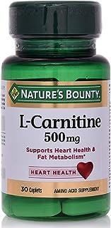 Nature's Bounty L-carnitine, 500 Mg - 30 Capsules