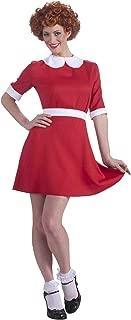 Women's Orphan Annie Costume