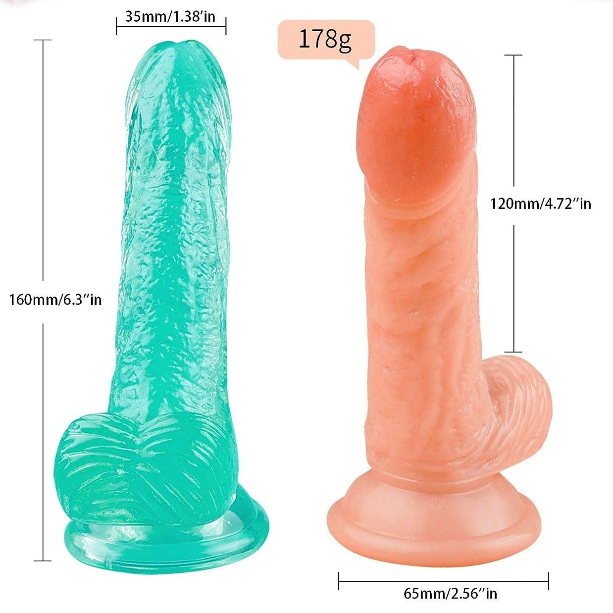 熱帯の大腿素晴らしいLTT 6.3インチミニフレキシブルソフトマッサージワンド初心者用女性ハンズフリーリラックスマッサージおもちゃ完璧なおもちゃ