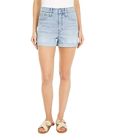Madewell High-Rise Denim Shorts in Cantrell Wash: Tenceltm Lyocell Edition (Cantrell Wash) Women