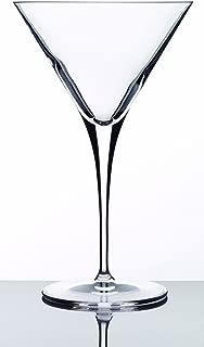 Luigi Bormioli 09558/07 Crescendo 10 Ounce Martini Glasses, Set of 4,Clear