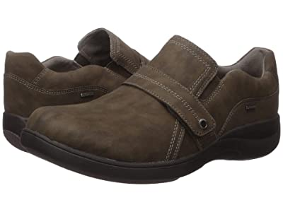 Aravon RS WP Slip-On (Brown Nubuck) Women