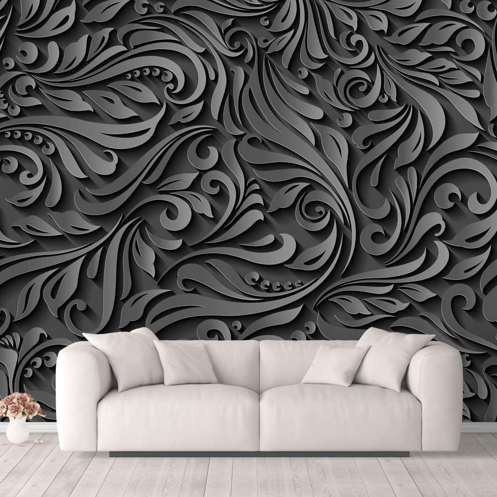 3D Loving Couple GN501 Wallpaper Mural Decal Mural Photo Sticker Decal Wall Self-Adhesive Wall Art Design 3d printed Removable Wallpaper