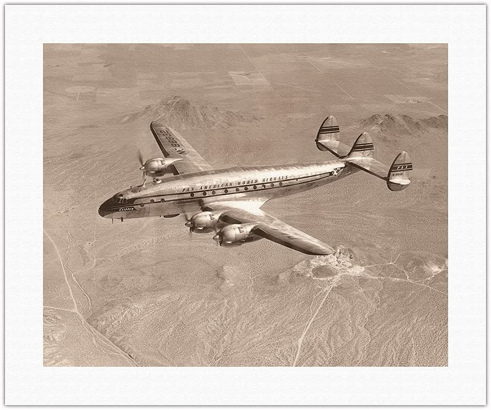 Lockheed Martin We OFFer at cheap prices specialty shop Constellation 'Connie' - Airw American Pan World