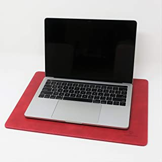RadiArmor Anti-Radiation Laptop and Surface Pad – EMF Blocking Liner Reduces High Frequency Radio and Electric Fields by 99% (Red)